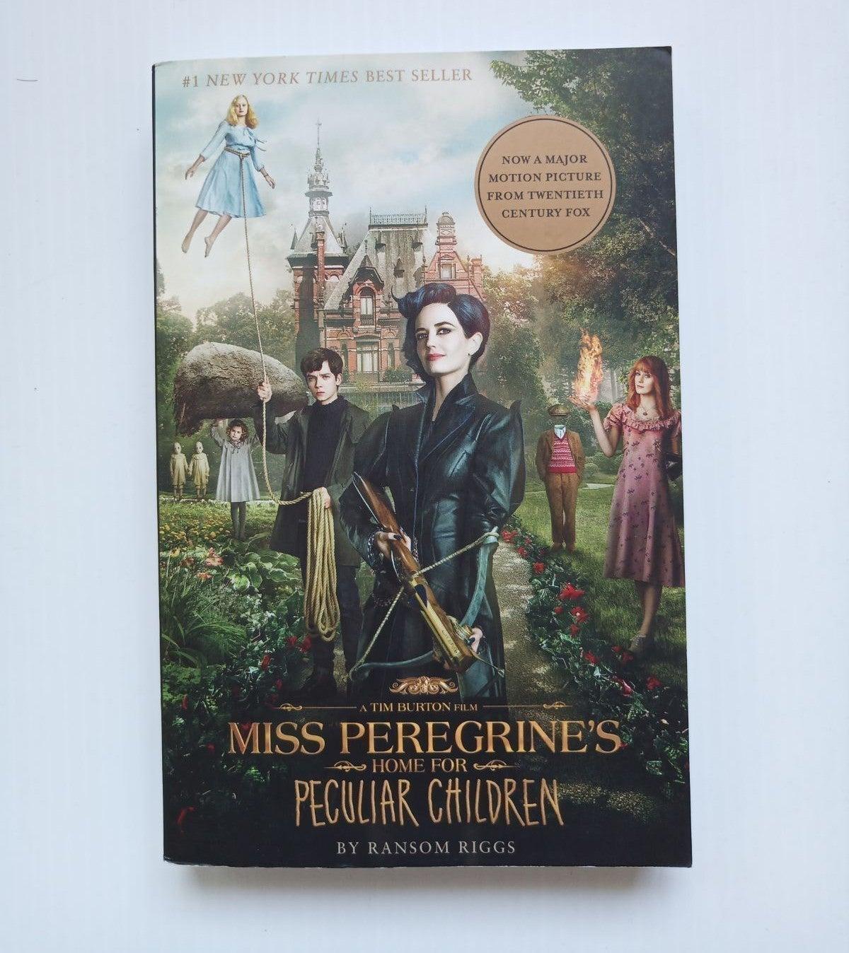 Miss Peregrine's Peculiar Children 1