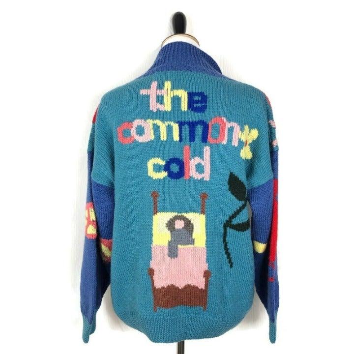 Berek Sweater The Common Cold Art Knit