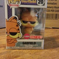 Funko Garfield Action Figures Mercari