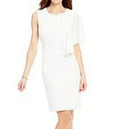 Antonio Melani Mercredi Dress Ivory 4