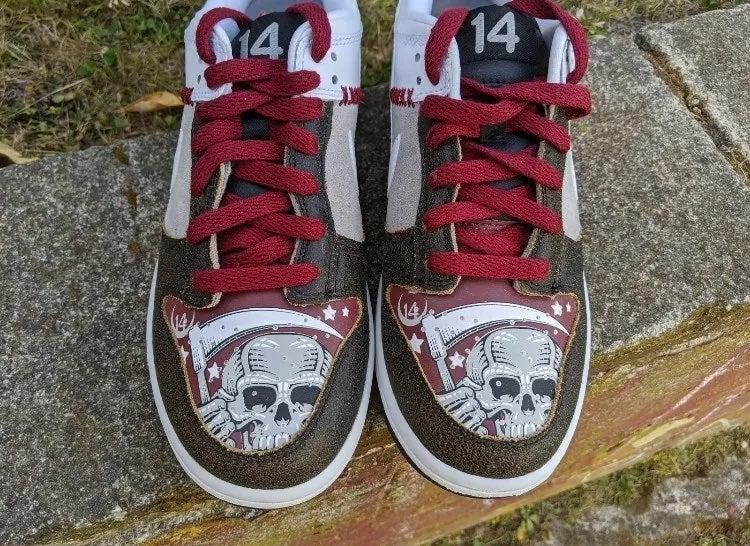 RARE Nike Dunk Low Sneakers Premium GS G