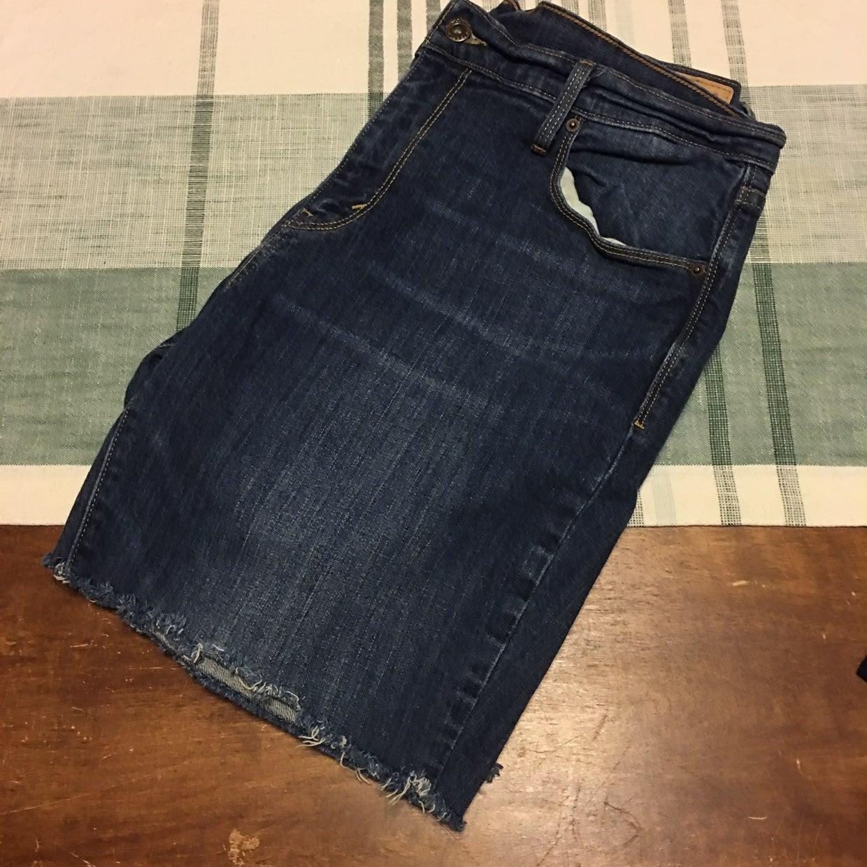 Womans Denim shorts Waist 34