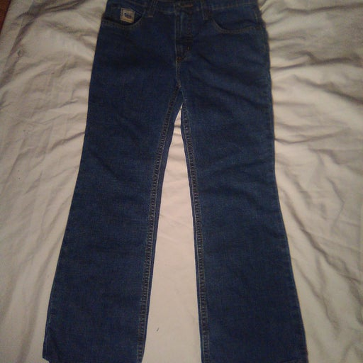 Cruel girl western jeans Girls sz 14 boo