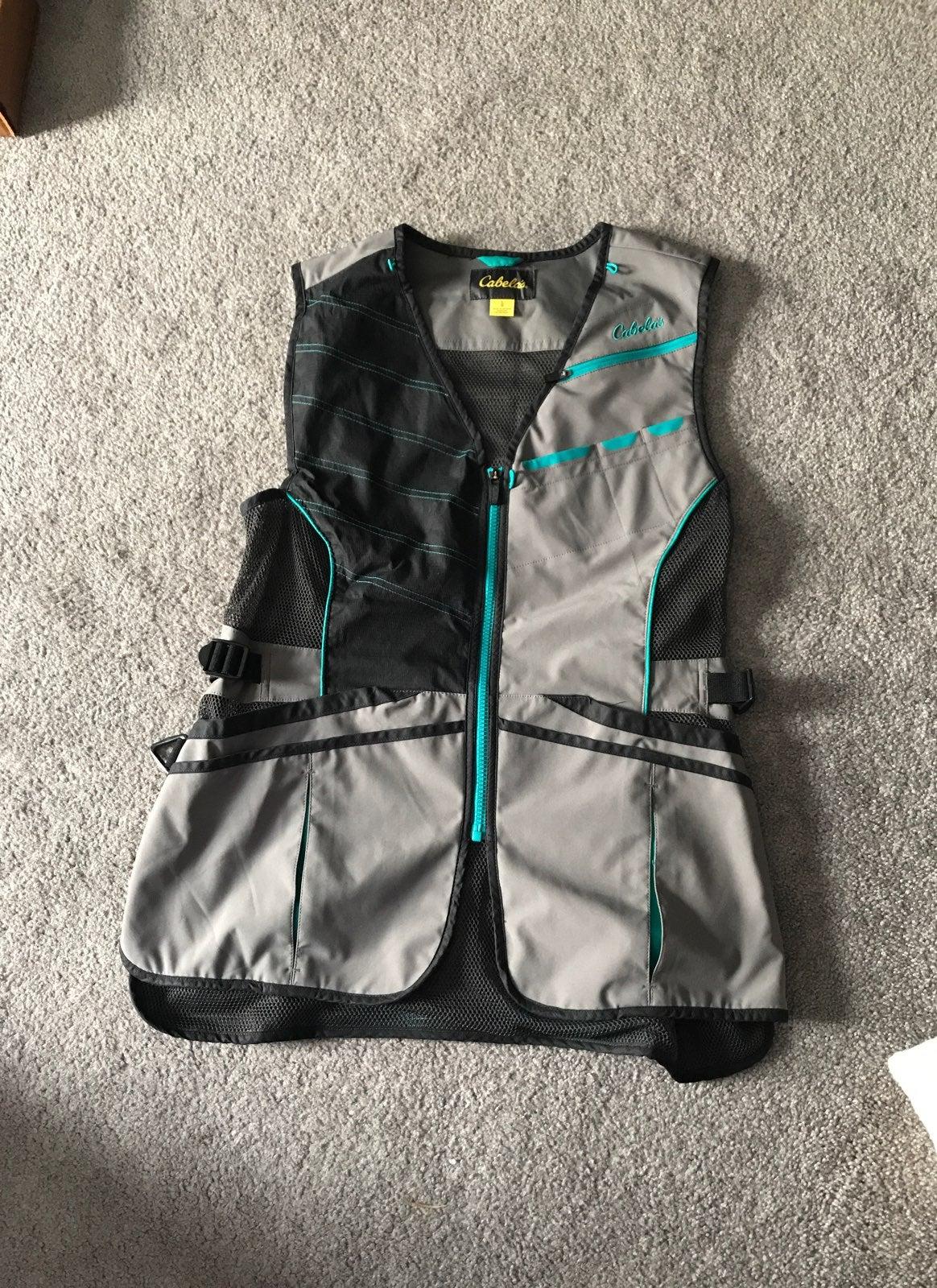 Cabela's Shooting Vest