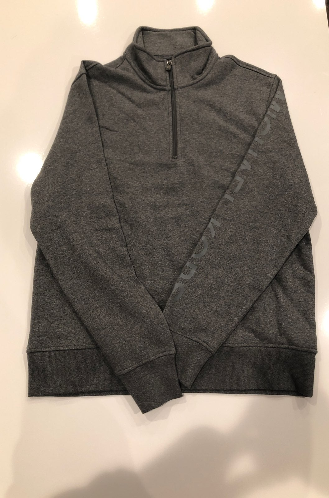 Michael Kors Quarter Zip Sweatshirt