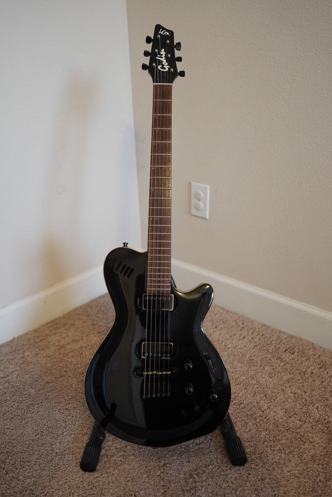 Electric/Acustic Guitar
