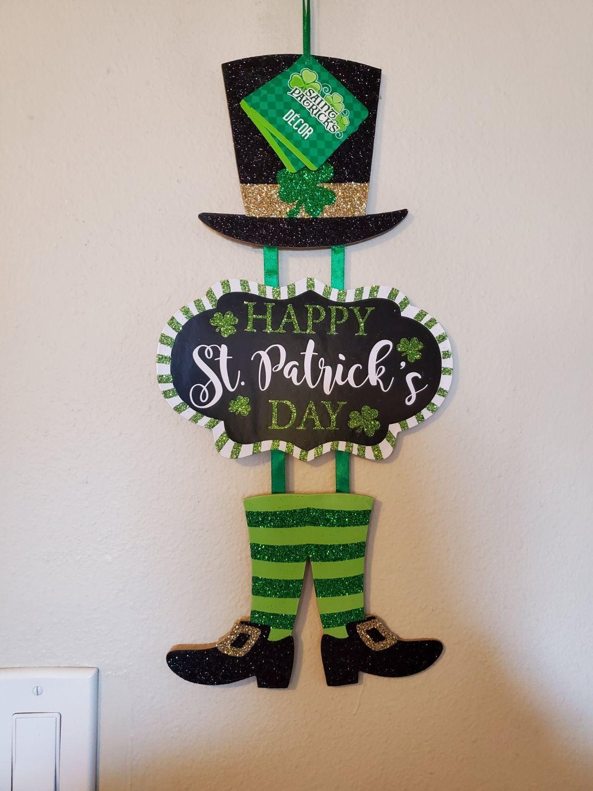 St Patrick's Day Decoration