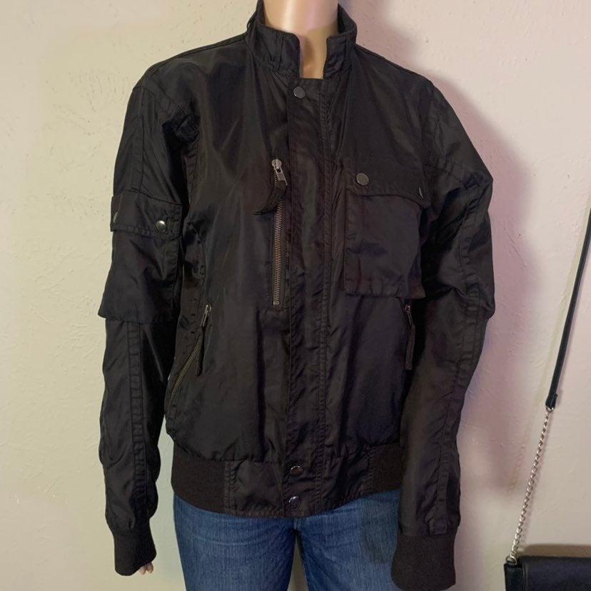 H&M Brown Bomber Jacket
