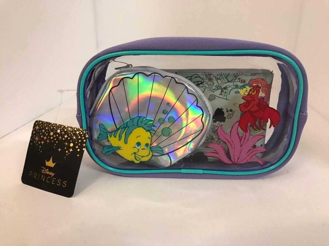 Disney Ariel Travel Set