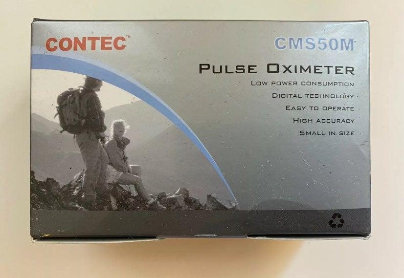CONTEC LED CMS50M Pulse Oximeter,SpO2 an