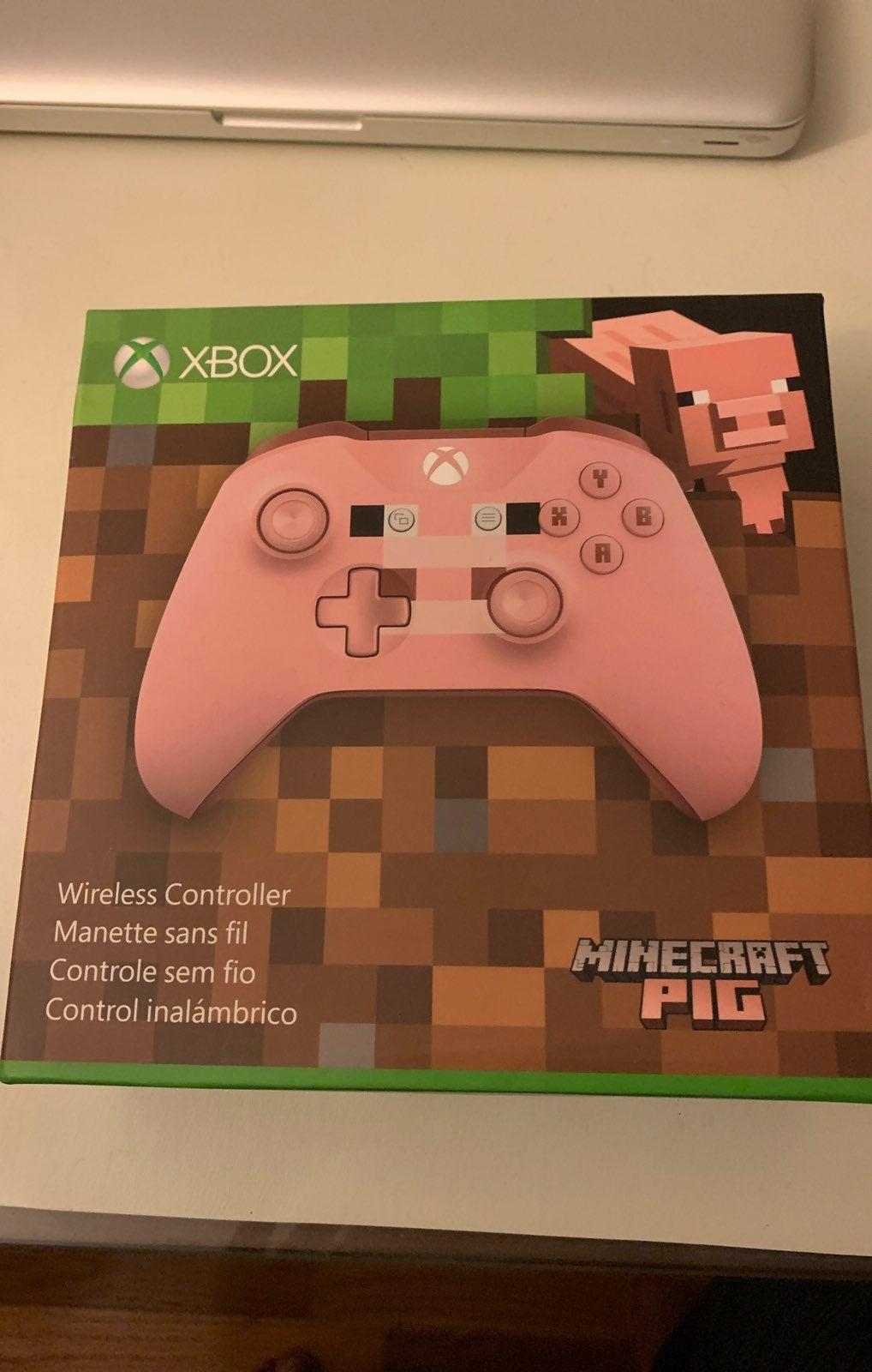 Xbox one controller wireless Minecraft