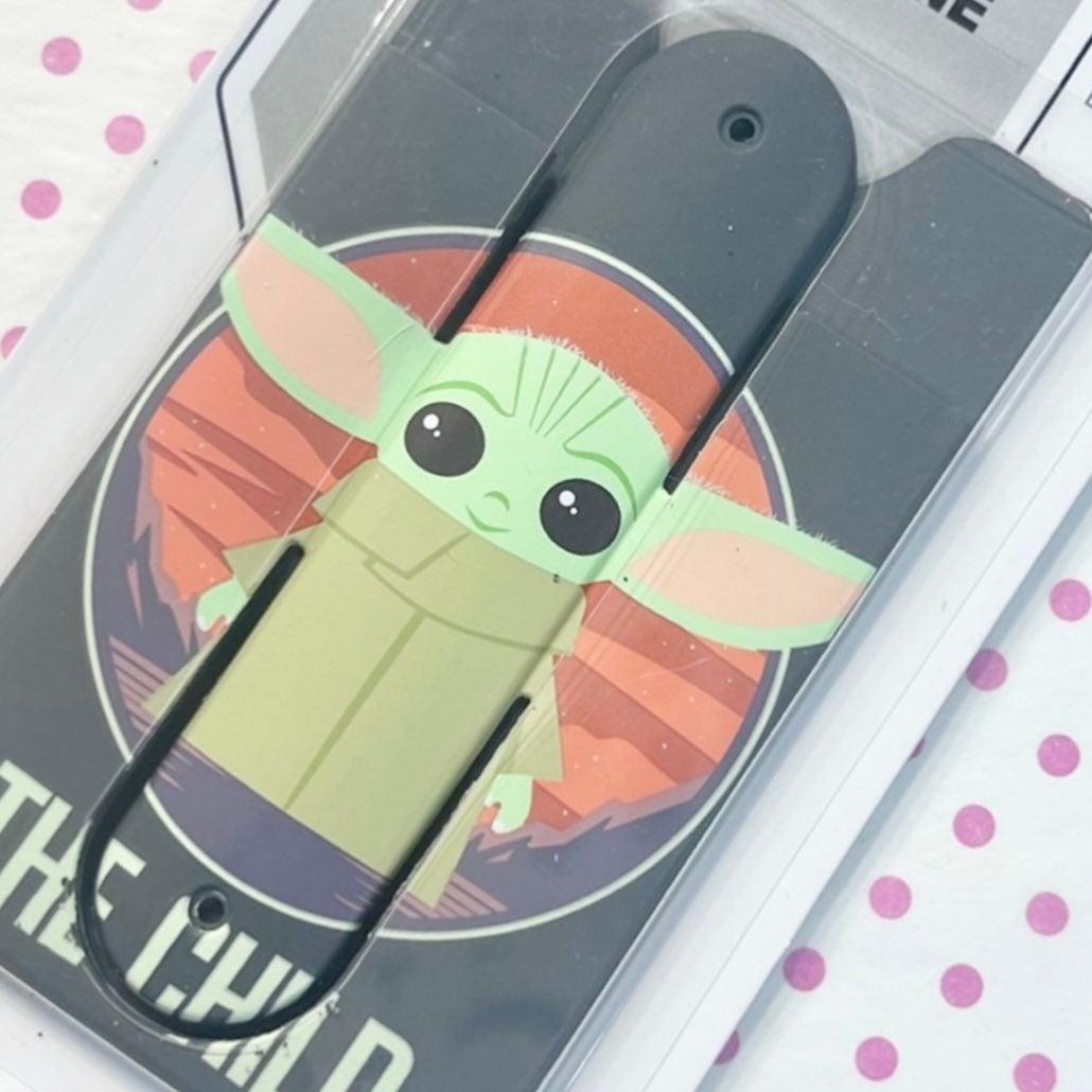 Mandalorian Baby Yoda Mobile Wallet Cute