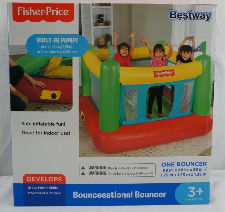Fisher-Price bouncesational bounce house