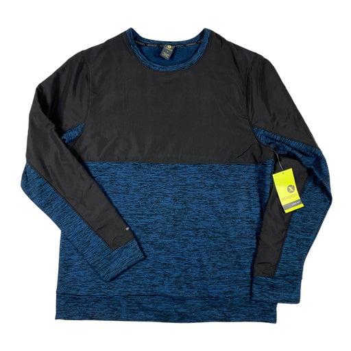 M Men Heather Long Sleeve Sweatshirt