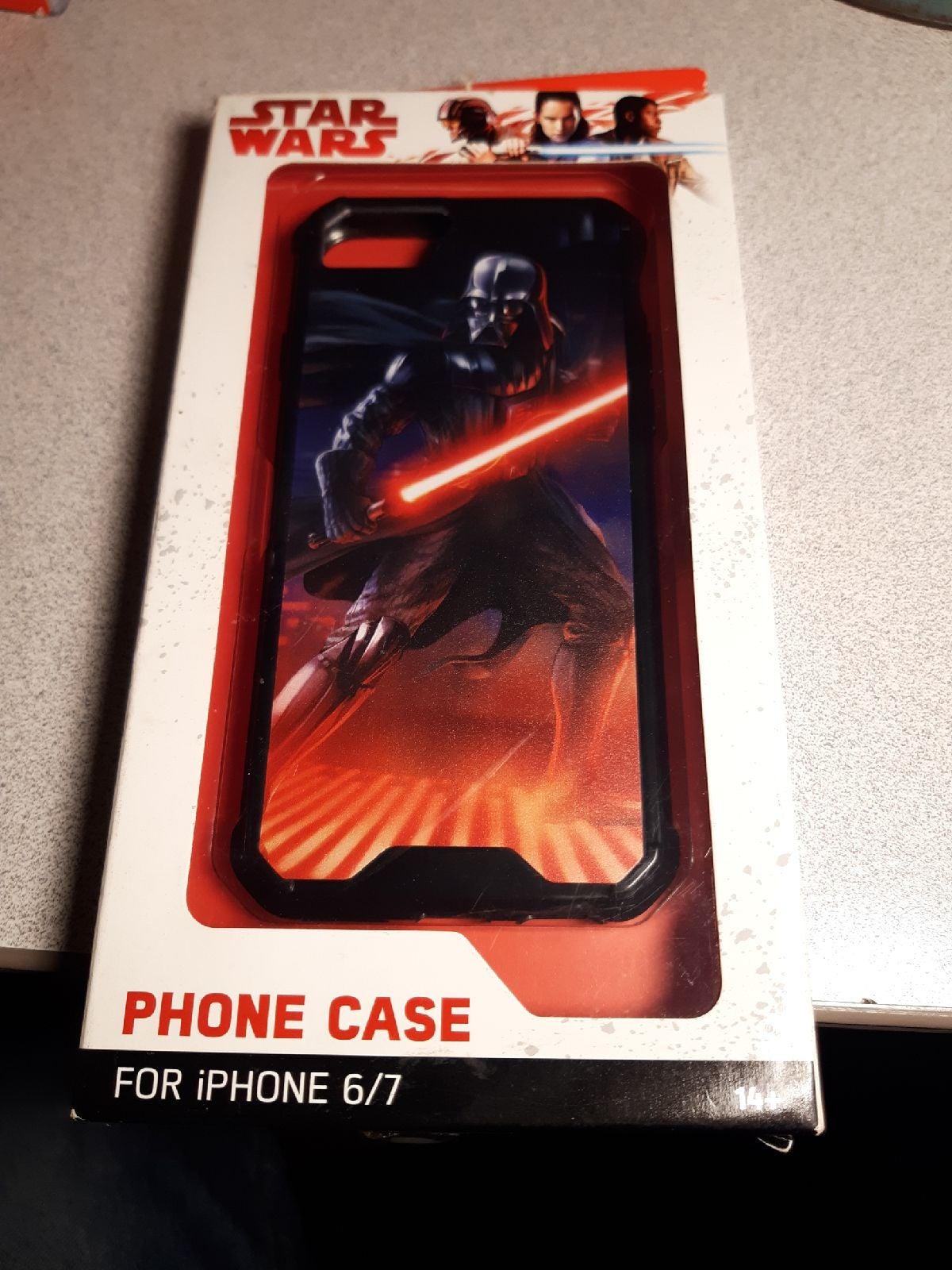 STAR WARS IPHONE 6/7 CASE NEW