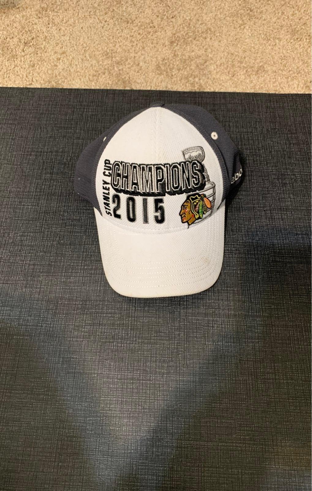 2015 Chicago Blackhawks Stanley Cup Cham