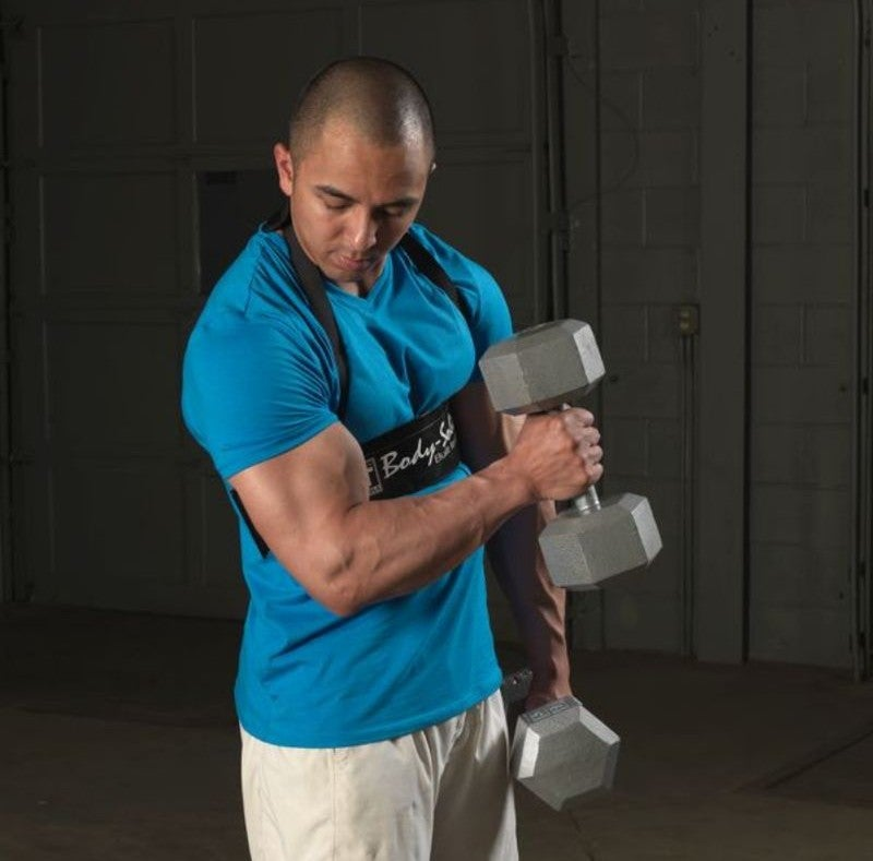 Body-Solid Bicep Bomber Weightlifting