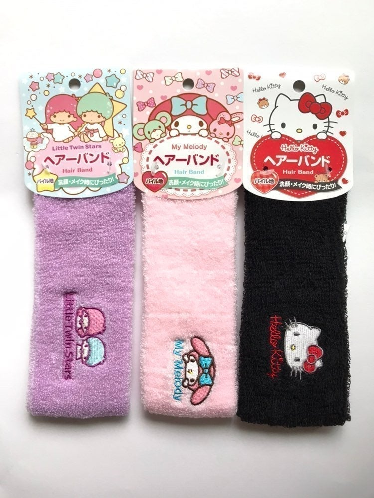 Sanrio Hello Kitty, My Melody, Kiki Lala