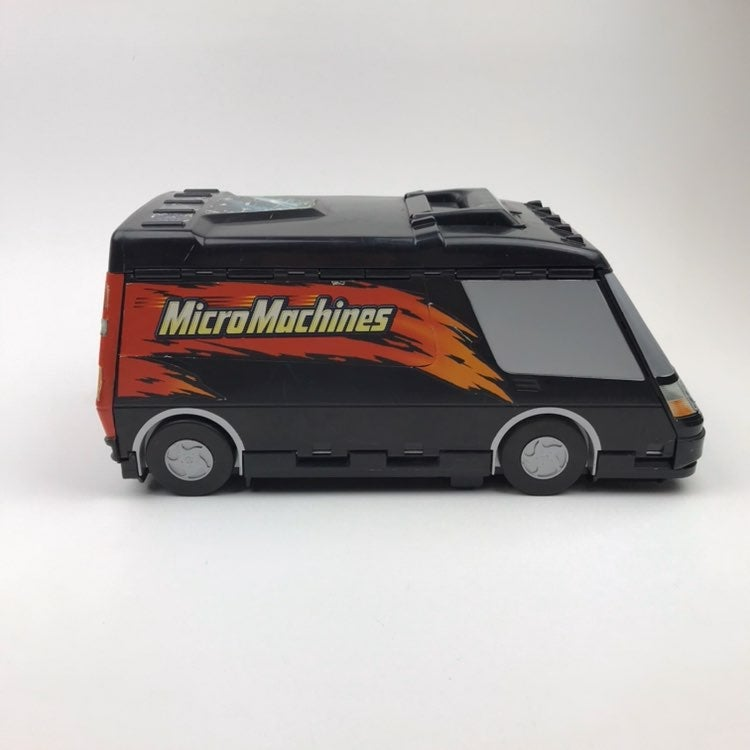 MICRO Machines Super Van City Travel