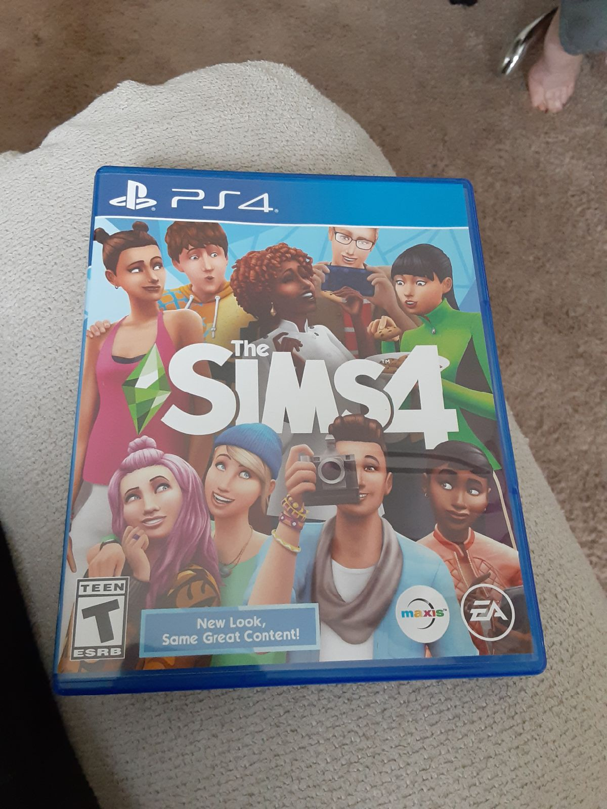 The Sims 4 PS4 Like New