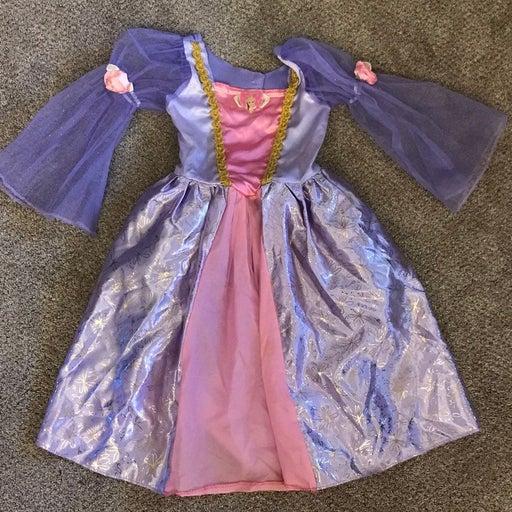 Barbie Costume Dress-Up Dress Girls 4-6X