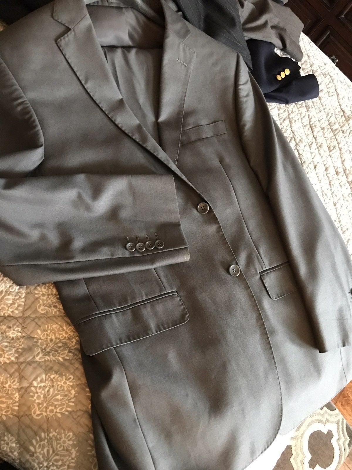 Men's Suit Grey