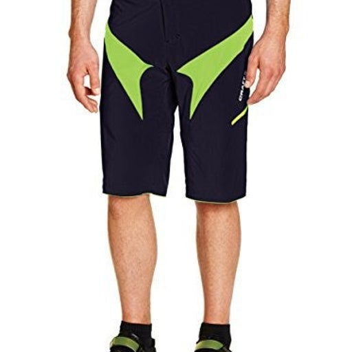 NWT Craft Trail Bike Shorts - Black Gree