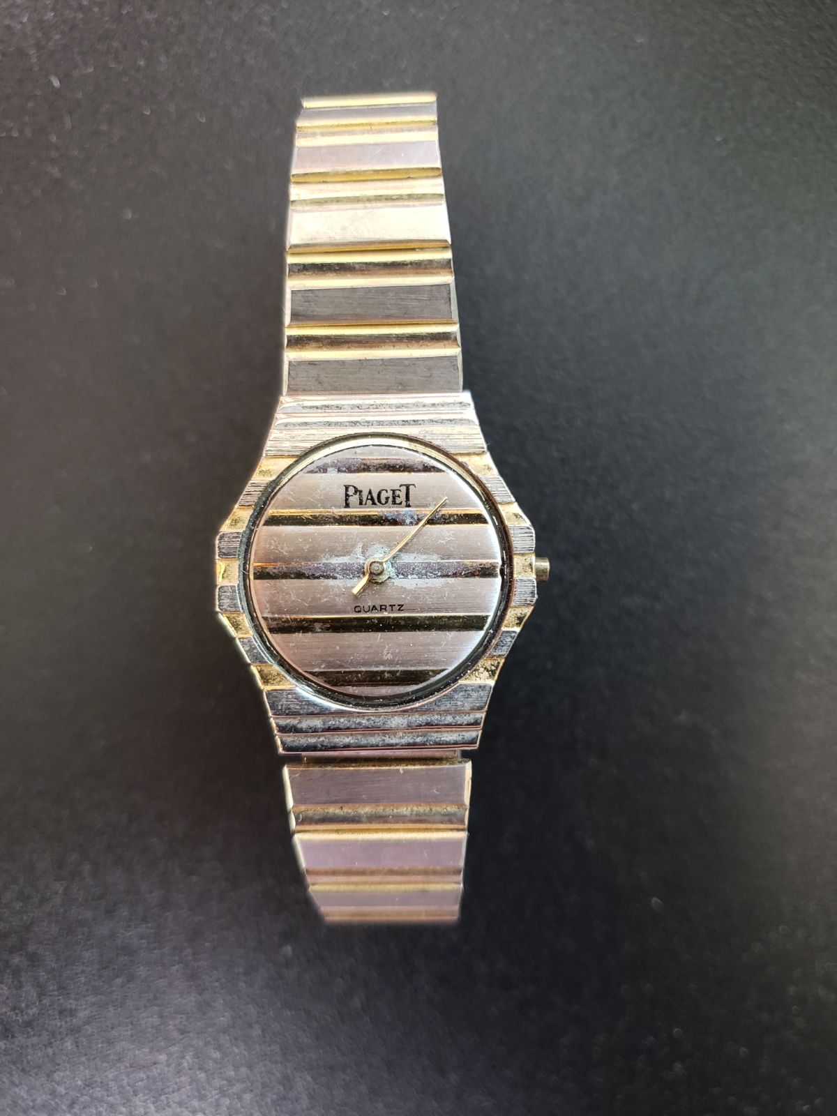 Vintage Piaget Polo for Parts/Repair