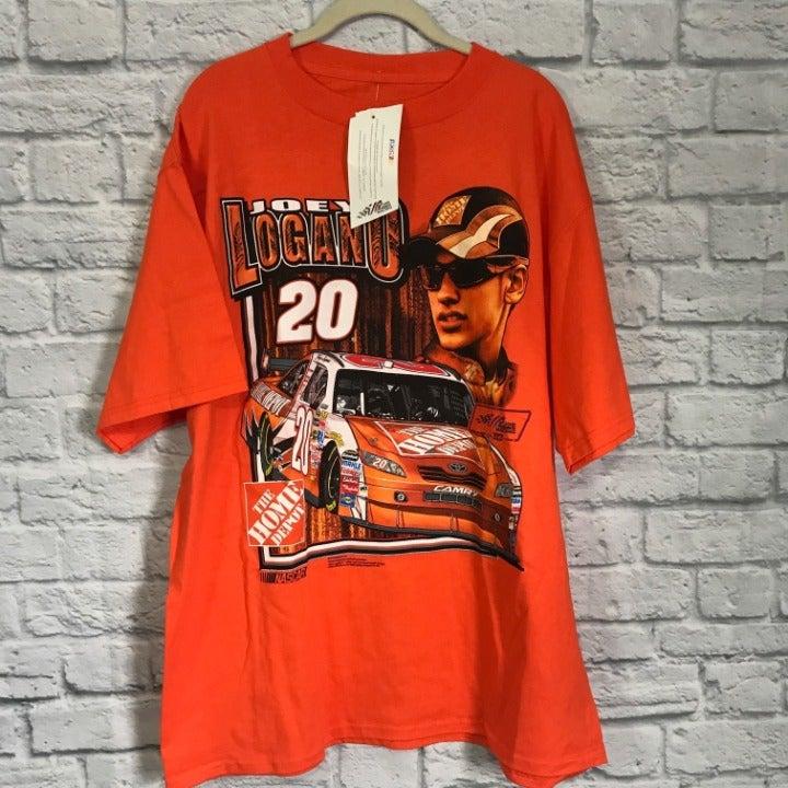 NASCAR Joey Lagono #20 XL Shirt NWT