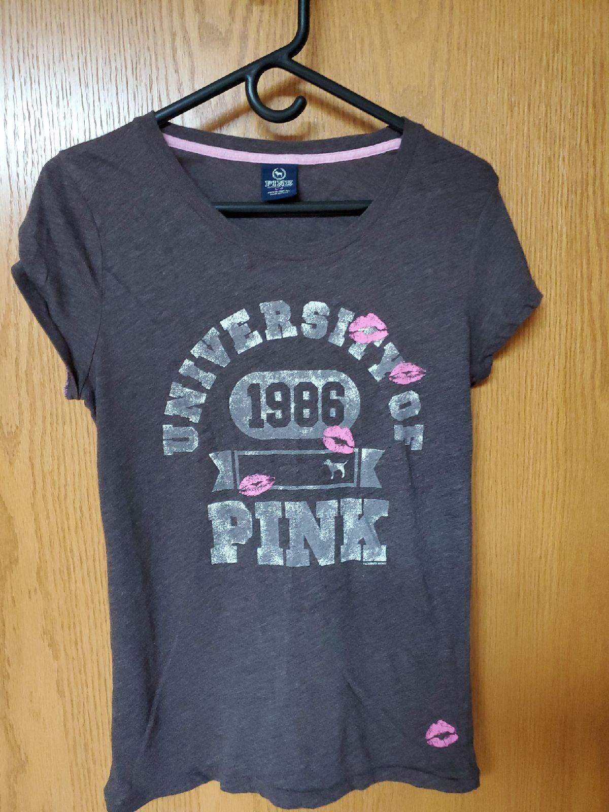 women's pink shirt