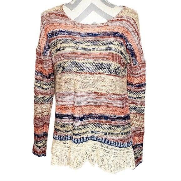 Altar'd State Knit Sweater Size Medium