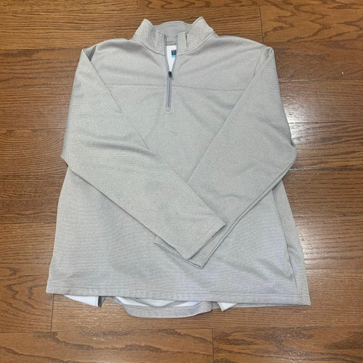 XL Mens PGA Tour 1/2 Zip jacket