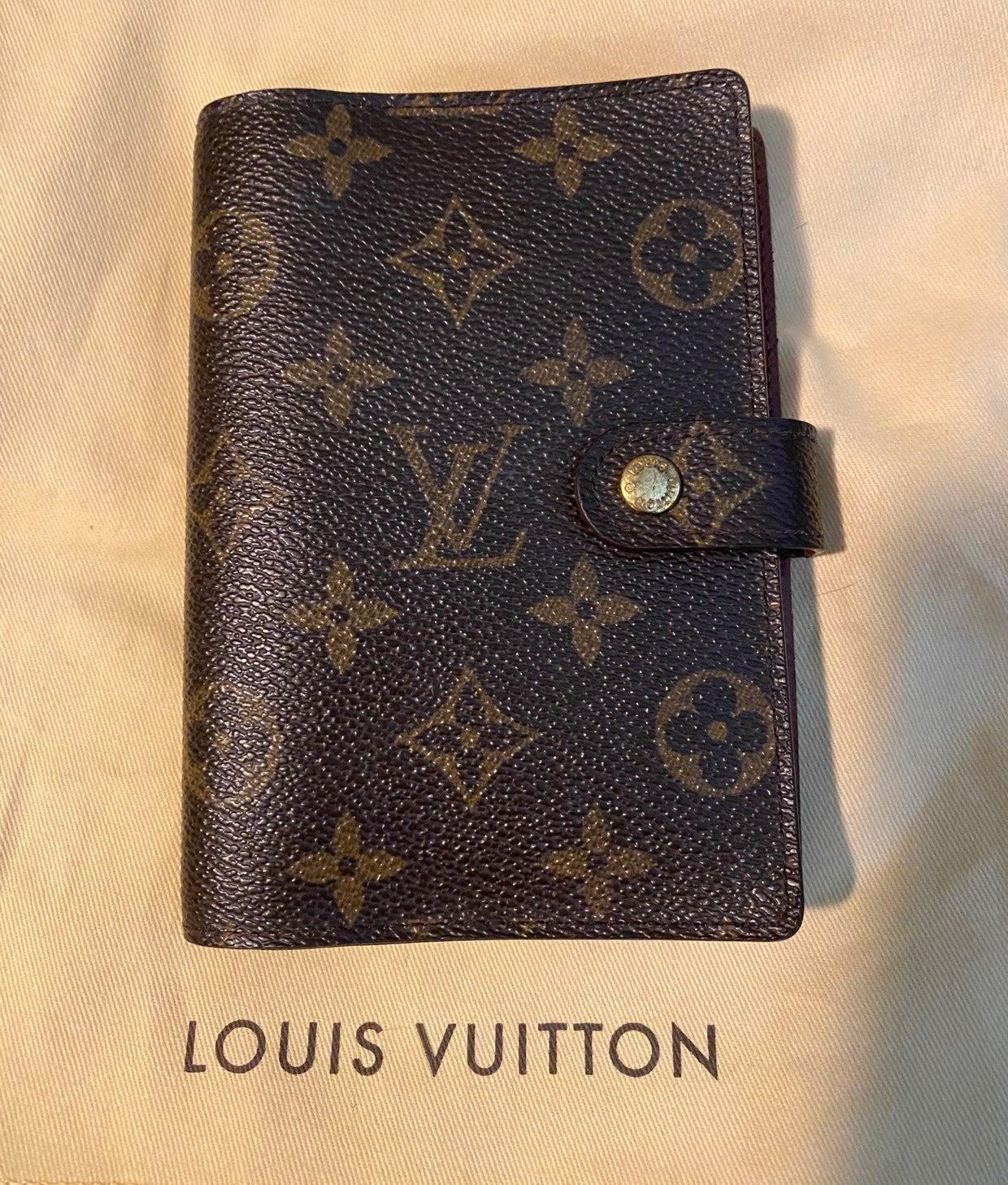 Louis Vuitton Agenda PM