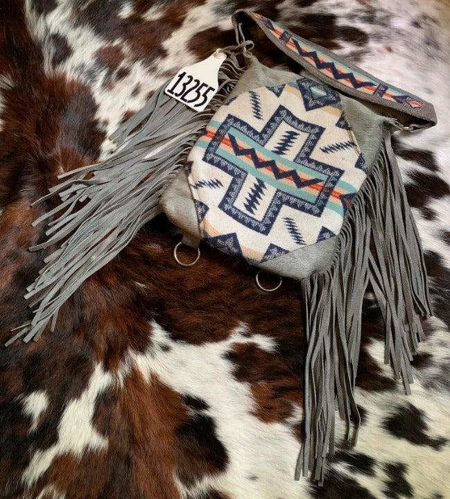 Holy Cow Couture Mini Bagpack