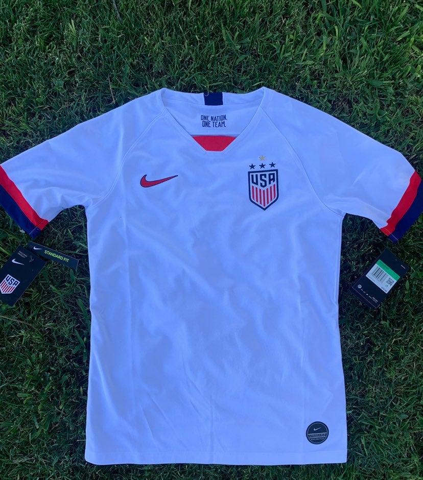 Nike USA Scoccer Jersey