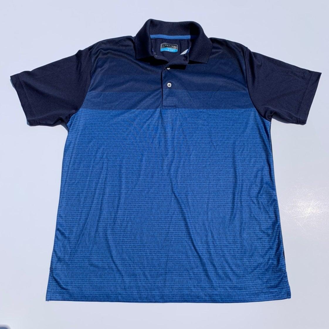 PGA Tour Men's Golf Polo Shirt Size Medi