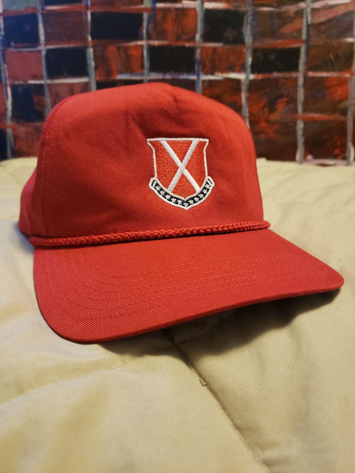 Richardson Hat W/ Front Patch