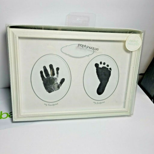 Stepping Stones Baby's First Prints Kit