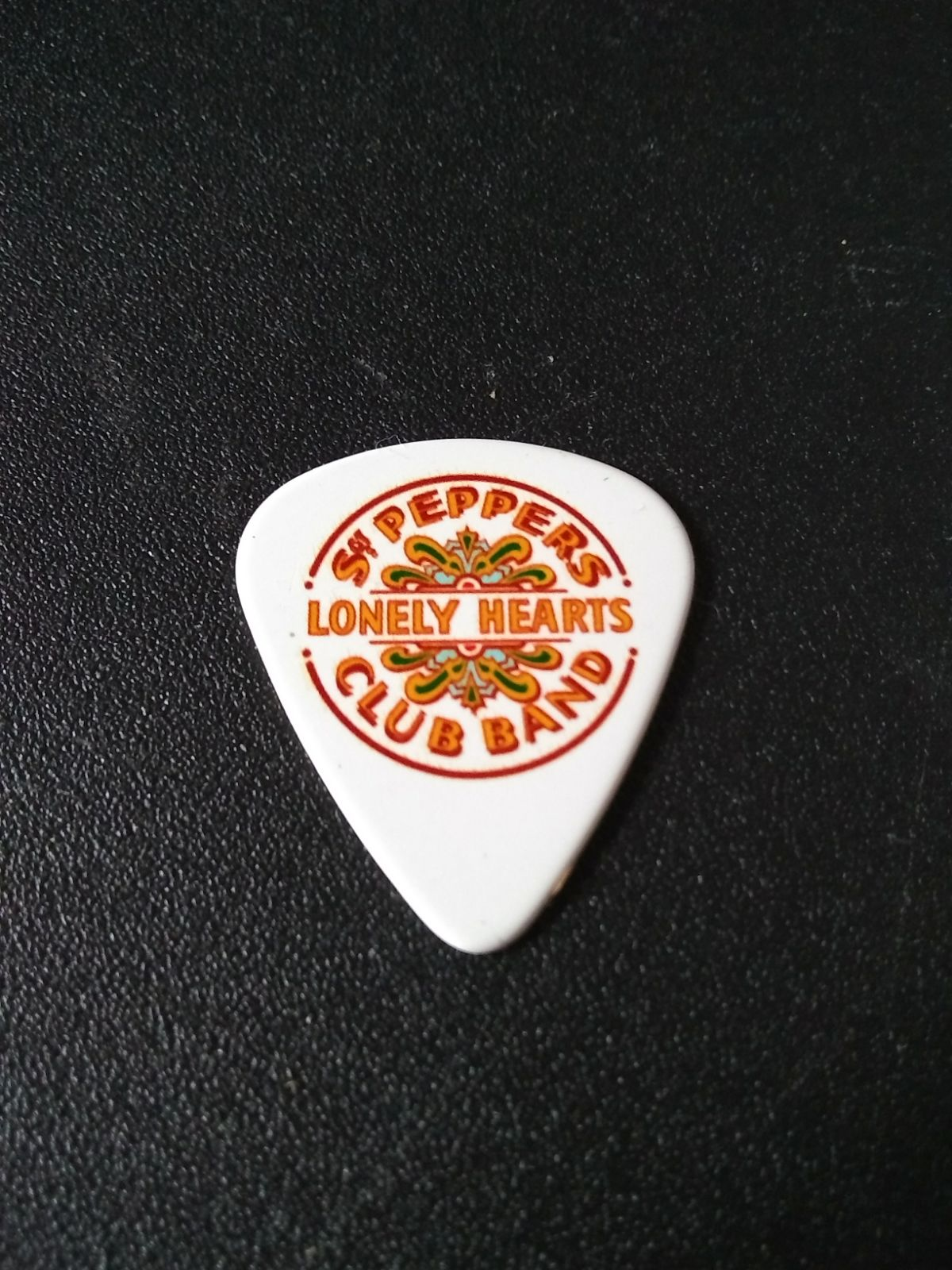 2009 The Beatles Srg.Peppers Guitar pick