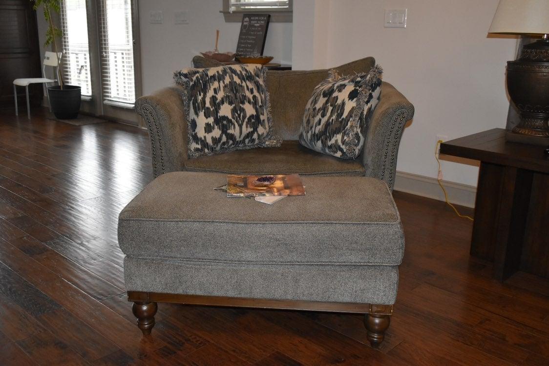 Cindy crawford 7pc sofa set