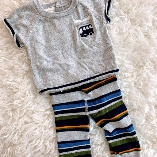 3 month baby boy outfit