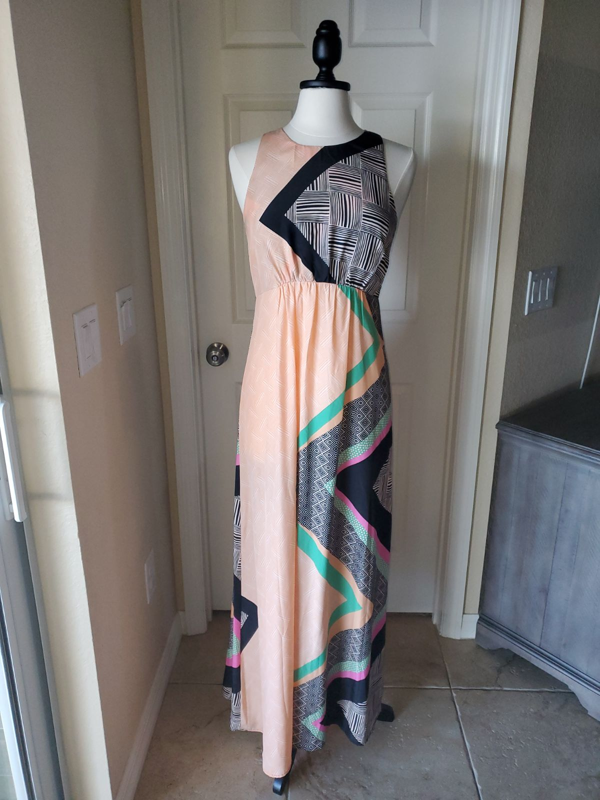 Bar III Maxi Dress size Medium
