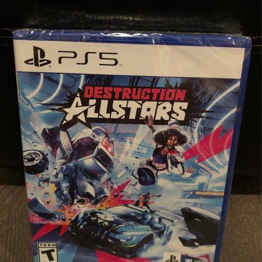 PS5 Destruction Allstars New