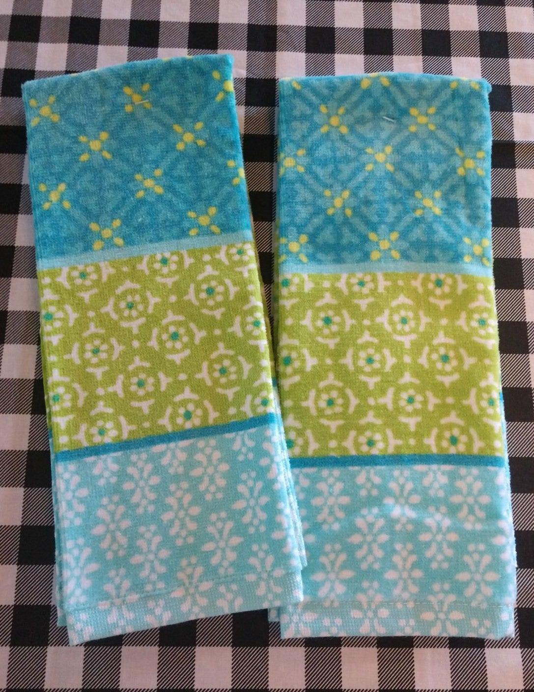 Farmhouse Kitchen Towel Set/2