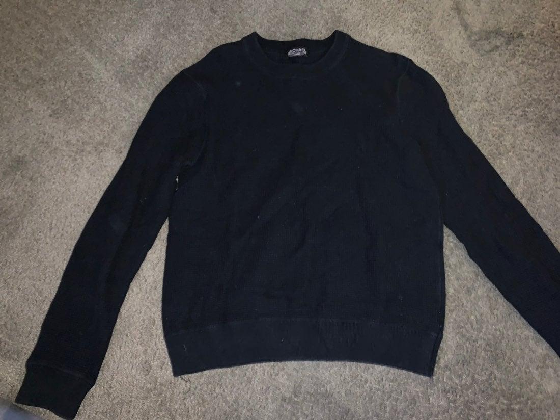 Michael Kors waffle sweater