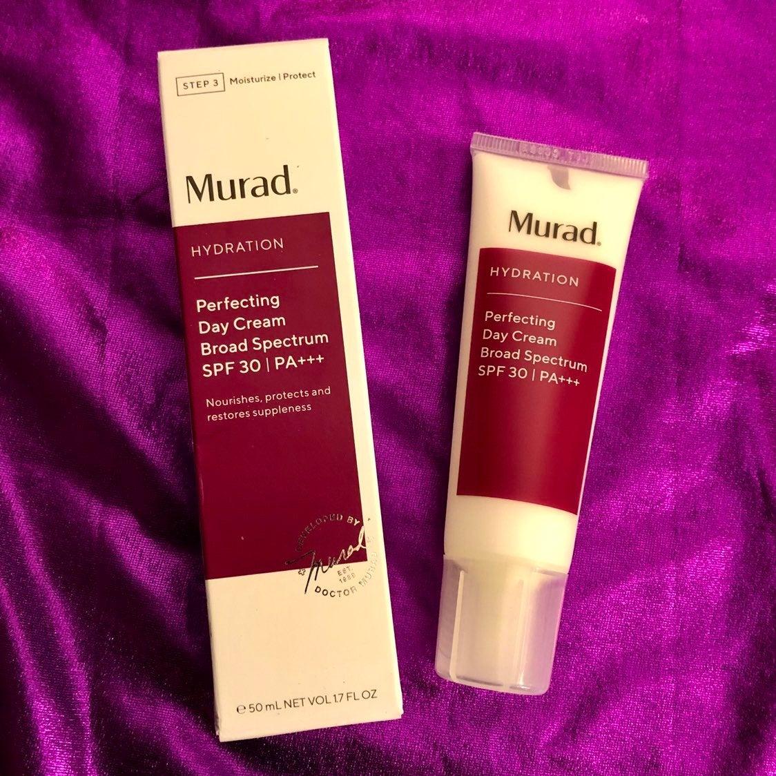 NEW! MURAD Perfecting Day Cream SPF 30