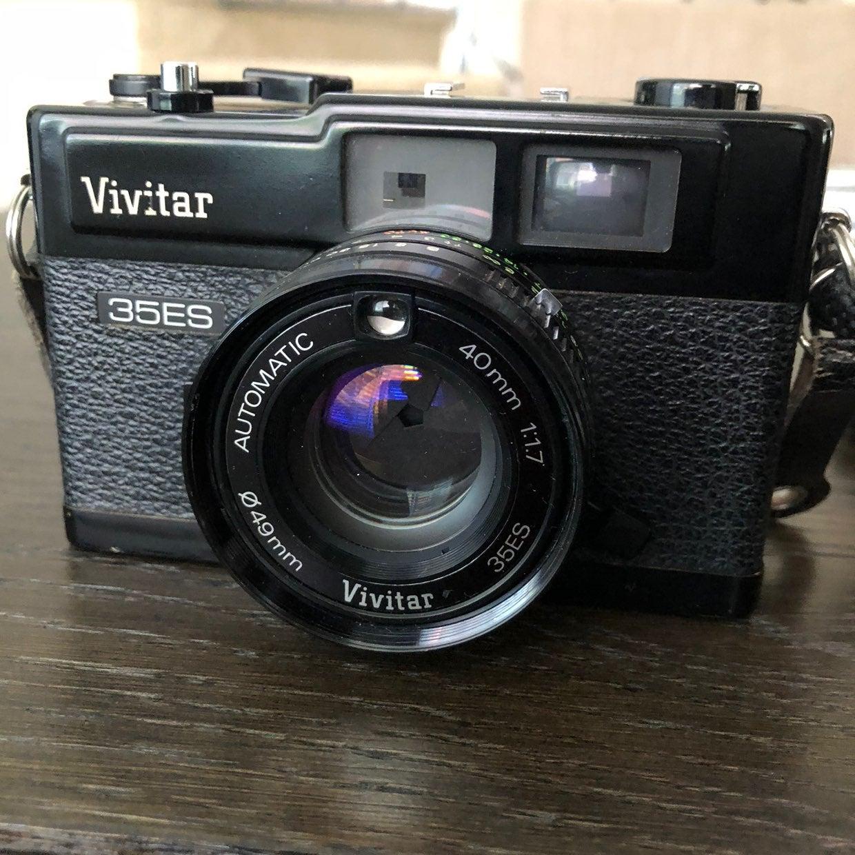 Vivitar 35EE Film Camera Rangefinder BUY