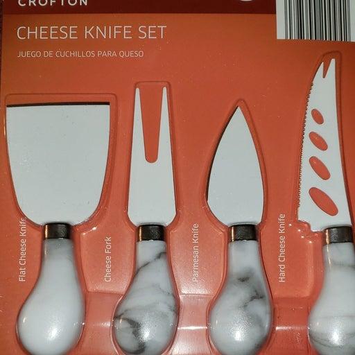 Crofton 4-piece Cheese Knife Set