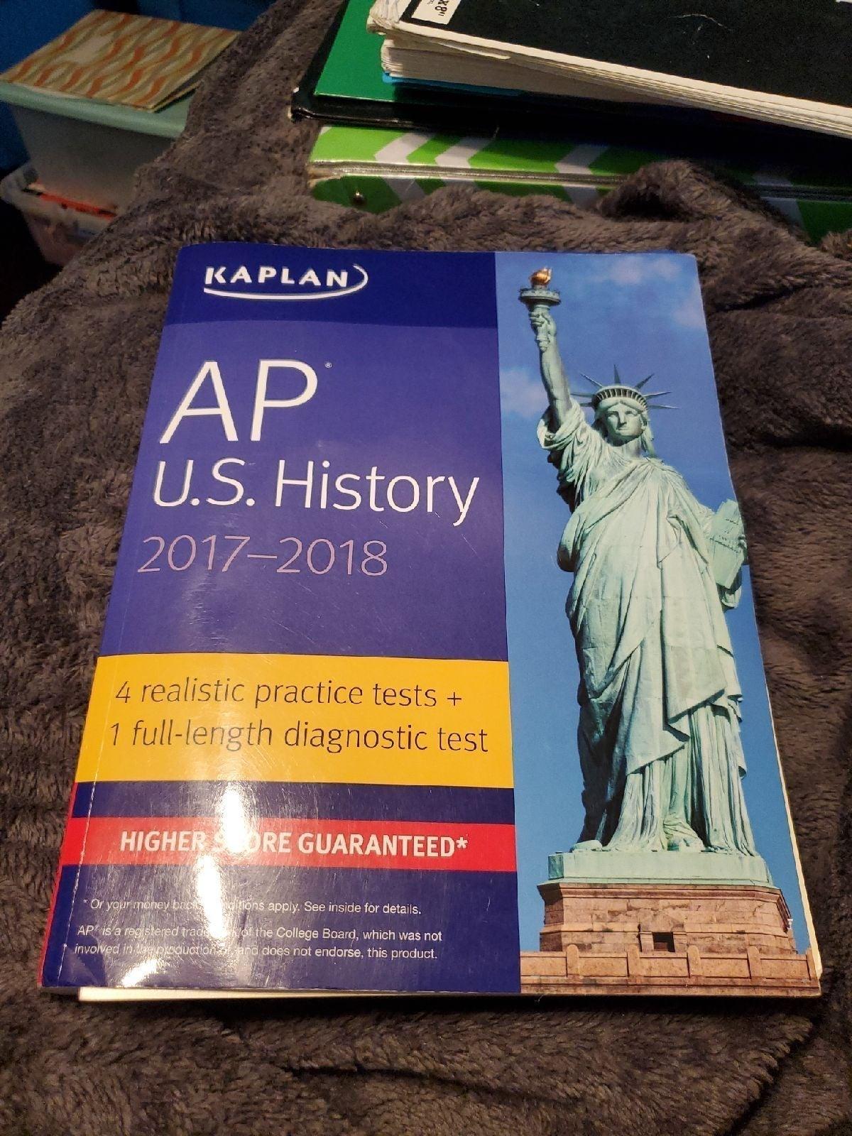 AP US History Practice Book