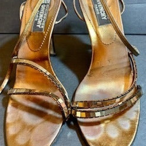 """Chaussures GIVENCHY 4 1/4'"""" Copper Heels"""